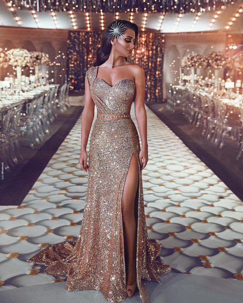 Designer Ausgezeichnet Luxus Abend Kleider Vertrieb - Abendkleid