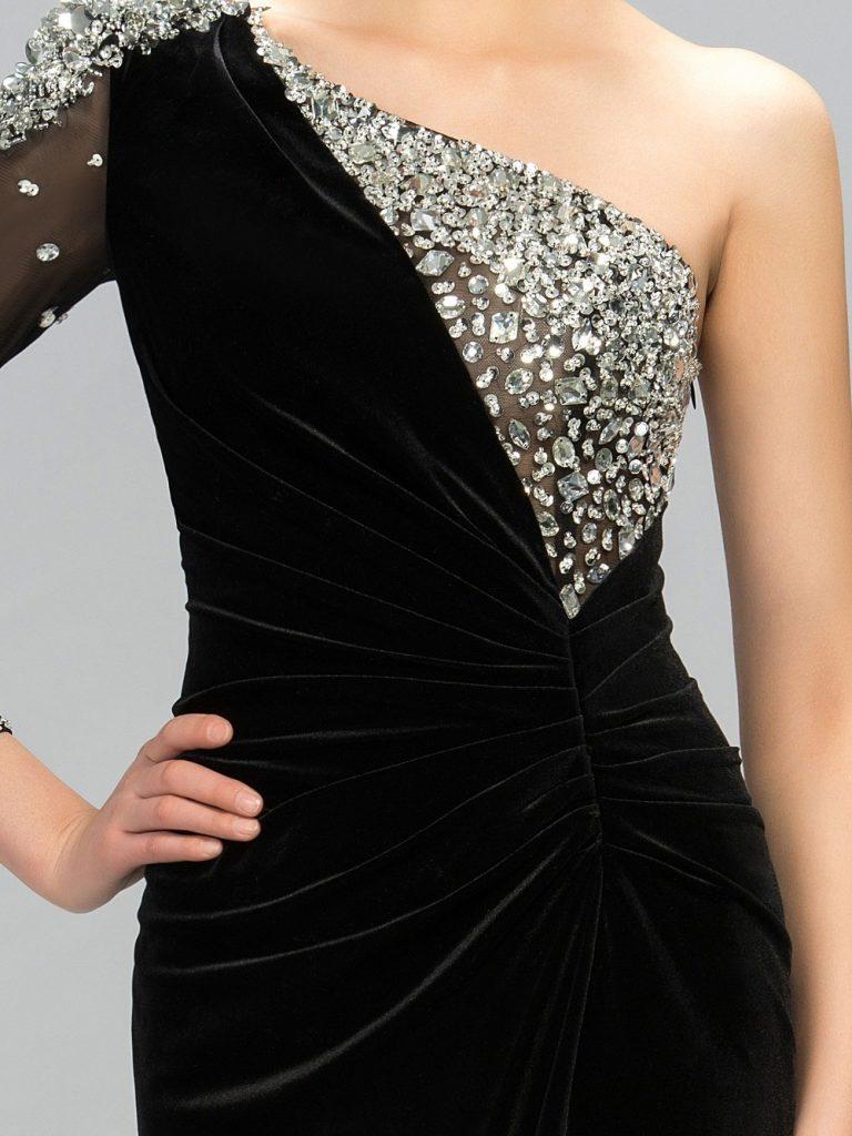 Designer Coolste Abendkleid Kurz Langarm Boutique - Abendkleid