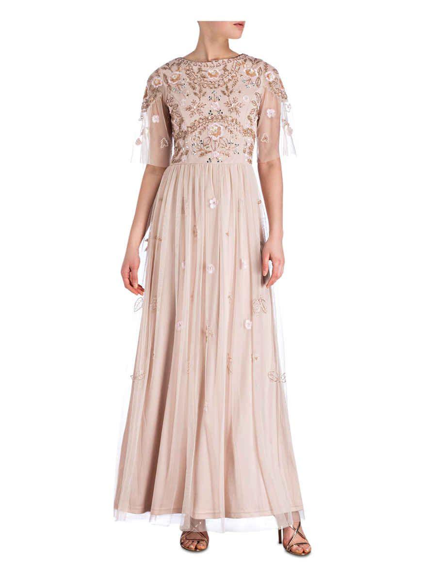 Designer Schön Abend Kleid Rose DesignDesigner Luxus Abend Kleid Rose Design