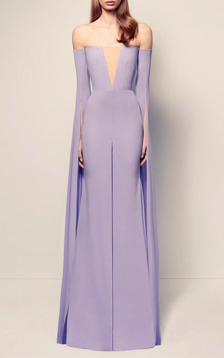 Abend Coolste Abendkleid Carmen Ausschnitt Lang Spezialgebiet20 Fantastisch Abendkleid Carmen Ausschnitt Lang Galerie