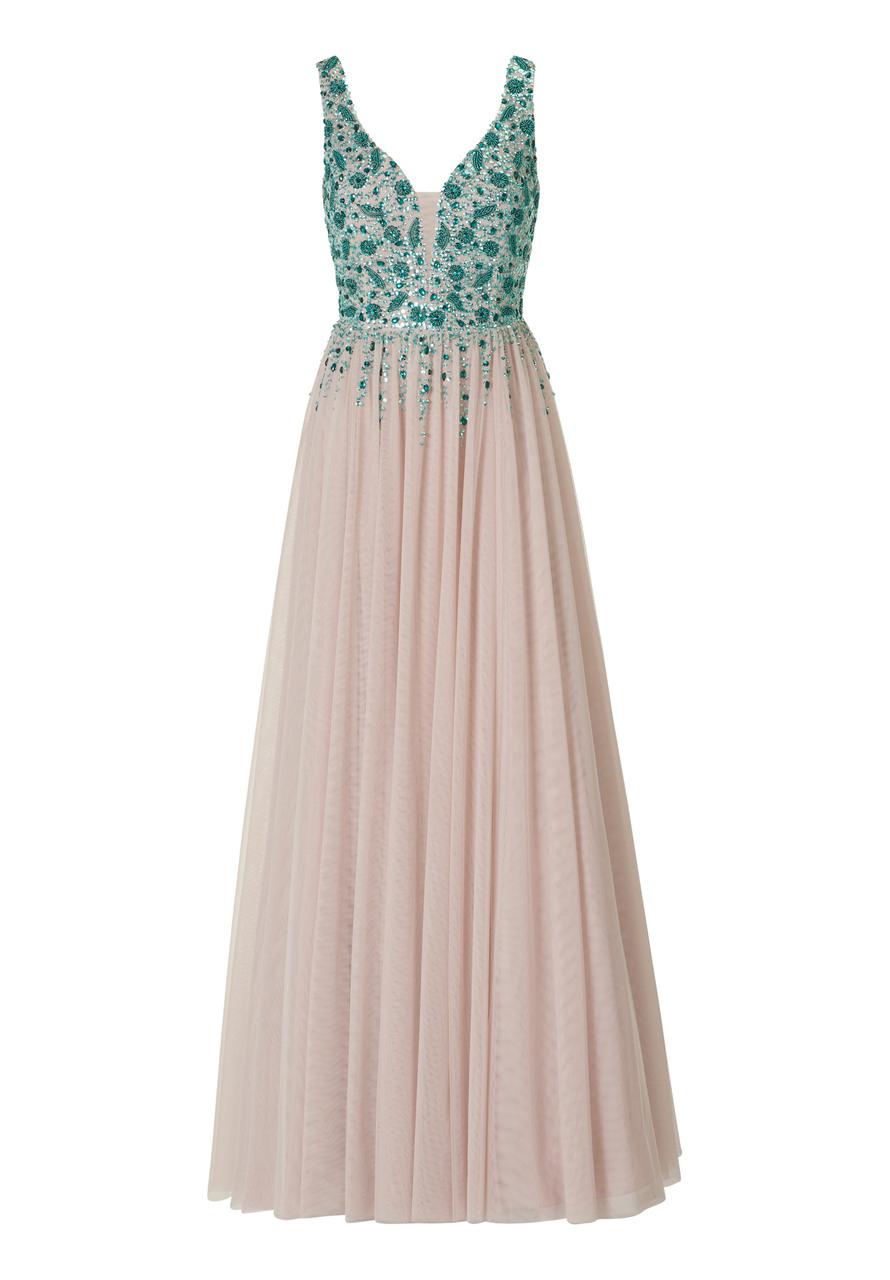 Formal Erstaunlich Abendkleid Vera Mont Spezialgebiet17 Genial Abendkleid Vera Mont Galerie