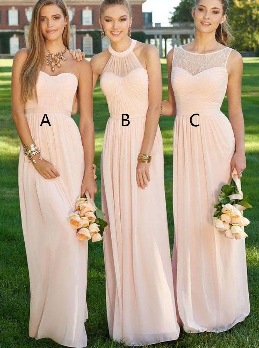 Abend Genial Kleid Lang Rosa DesignFormal Einfach Kleid Lang Rosa Spezialgebiet