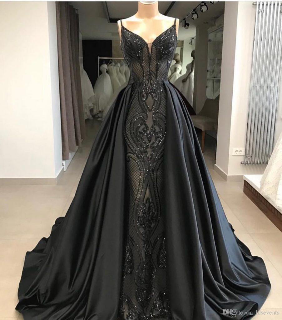 Designer Genial Abendkleid Türkisch Design - Abendkleid
