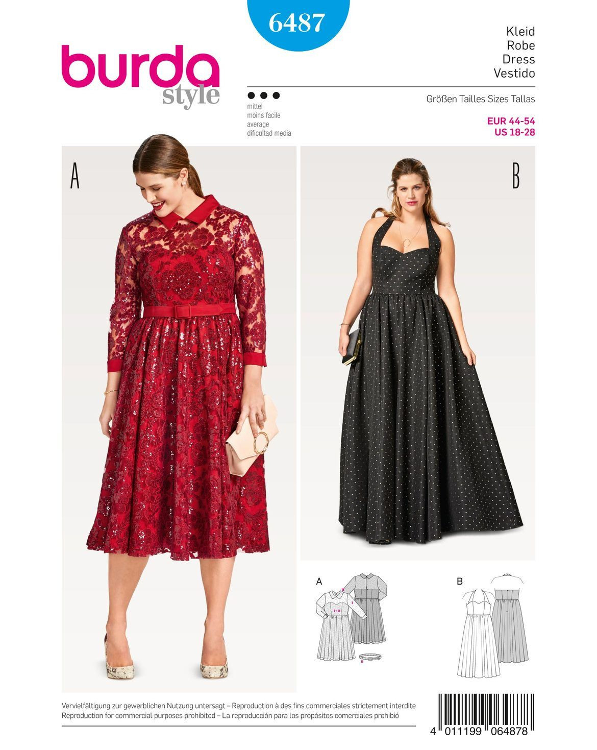 Designer Genial Burda Abendkleid Galerie20 Fantastisch Burda Abendkleid Vertrieb