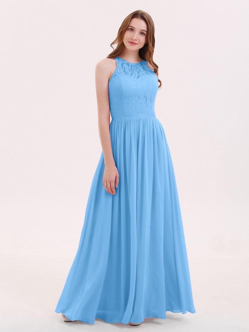 13 Schön Kleid Blau Lang für 201910 Schön Kleid Blau Lang Boutique