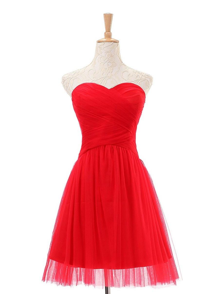 13 Genial Rotes Abendkleid Kurz Design17 Einzigartig Rotes Abendkleid Kurz Ärmel