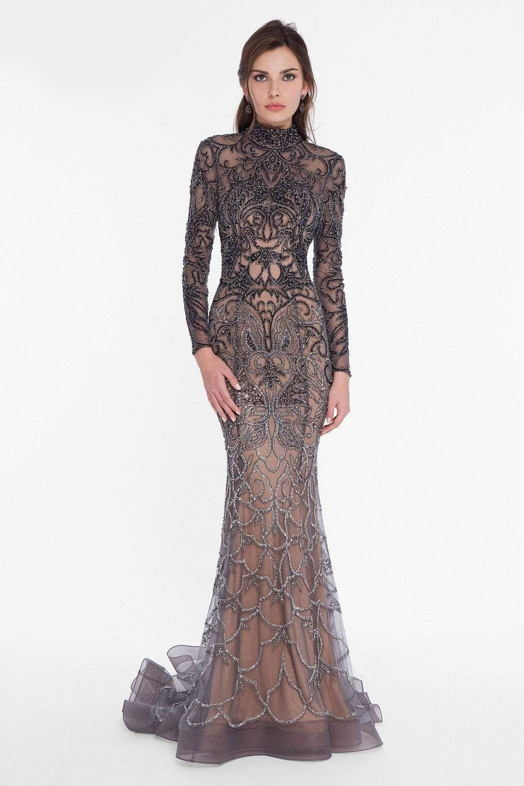 Leicht Terani Couture Abendkleid für 201917 Einfach Terani Couture Abendkleid Vertrieb