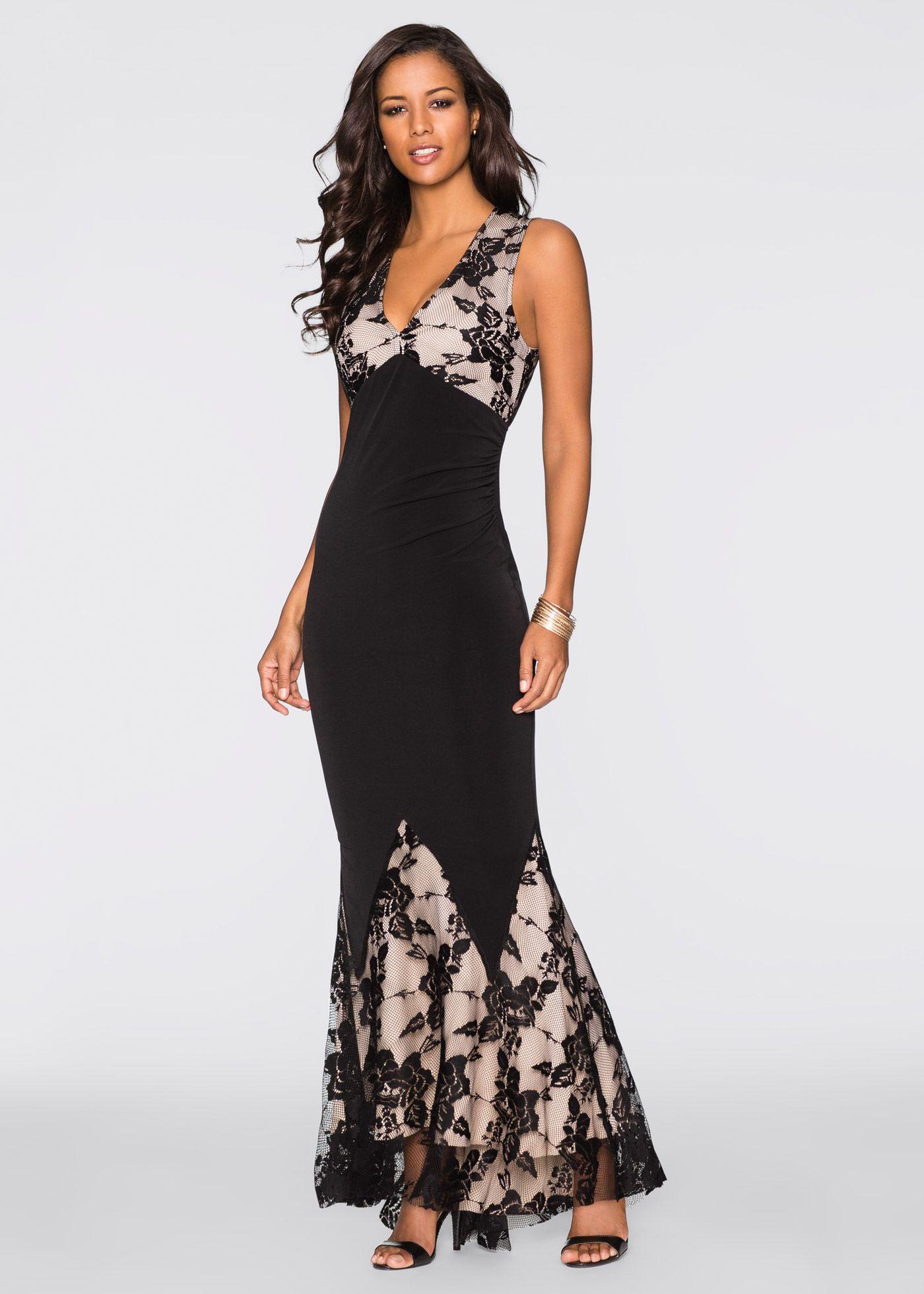 Abend Luxurius Schwarzes Bodenlanges Kleid Bester PreisDesigner Wunderbar Schwarzes Bodenlanges Kleid Design