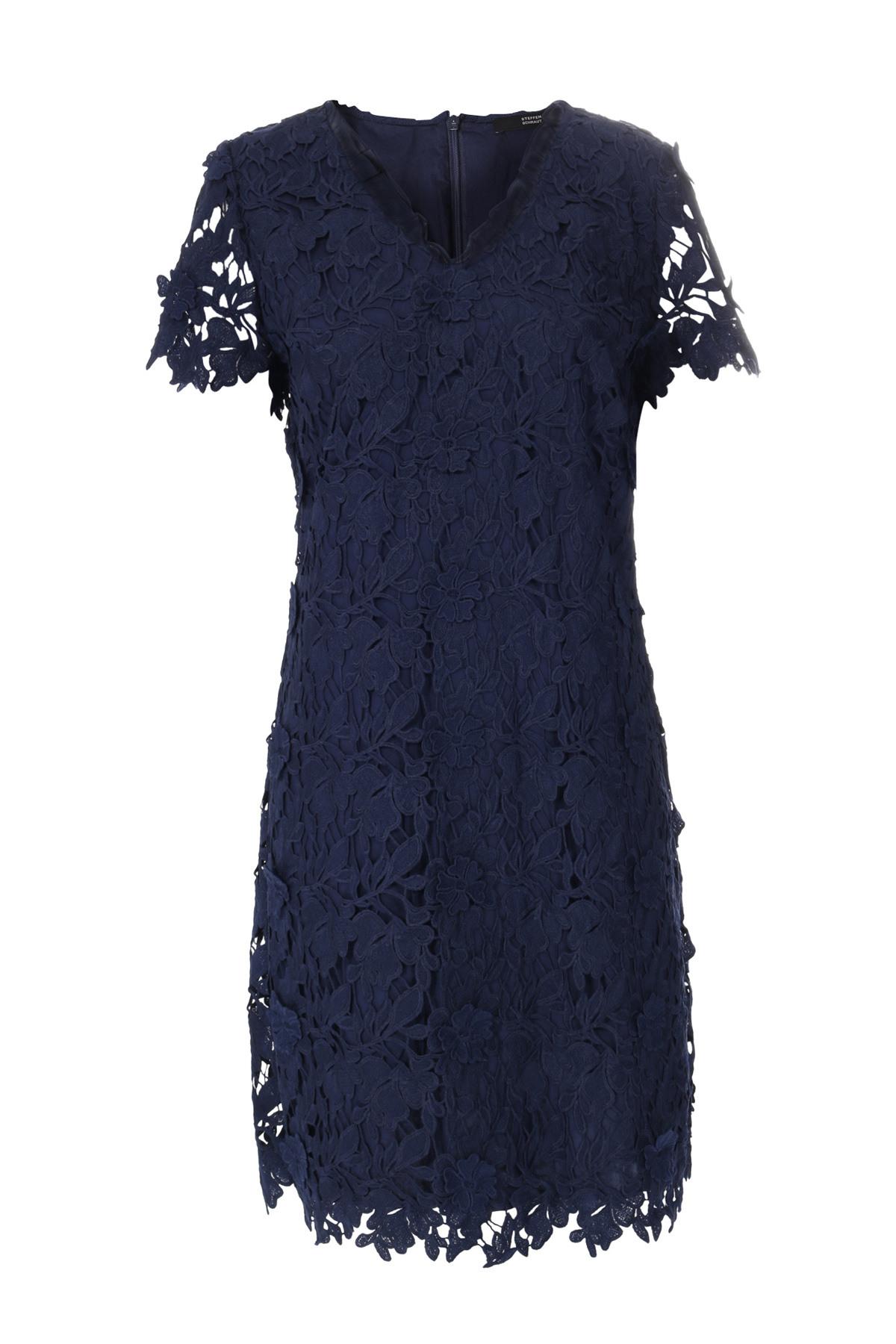 Luxus Kleid Mit Spitzenärmeln für 201920 Erstaunlich Kleid Mit Spitzenärmeln Stylish