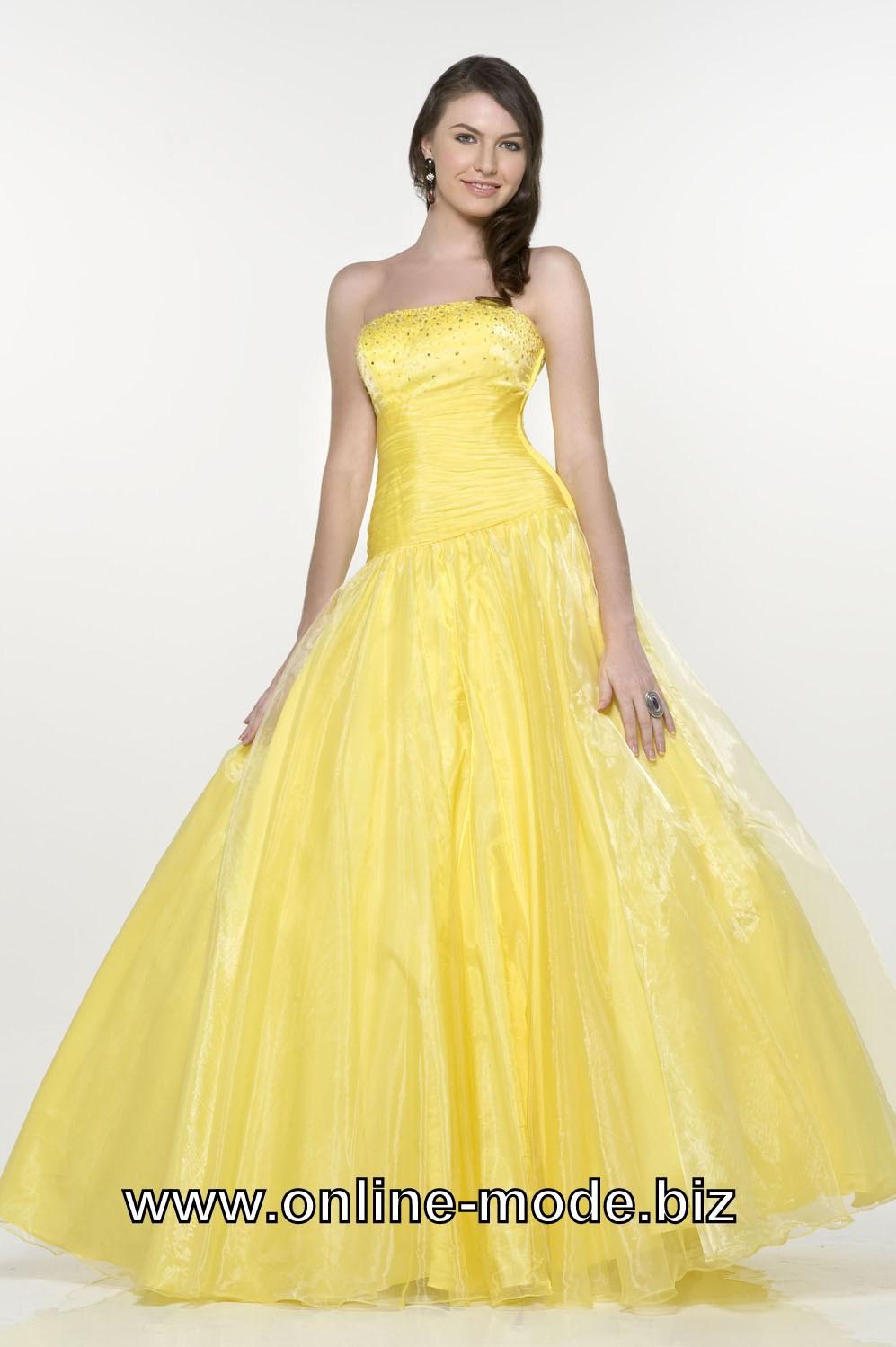 10 Einzigartig Abend Kleider In Gelb Boutique Genial Abend Kleider In Gelb Vertrieb