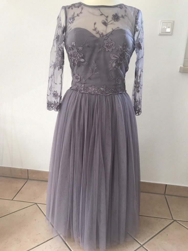 Designer Schön Abendkleid Blau Lang Bester Preis - Abendkleid