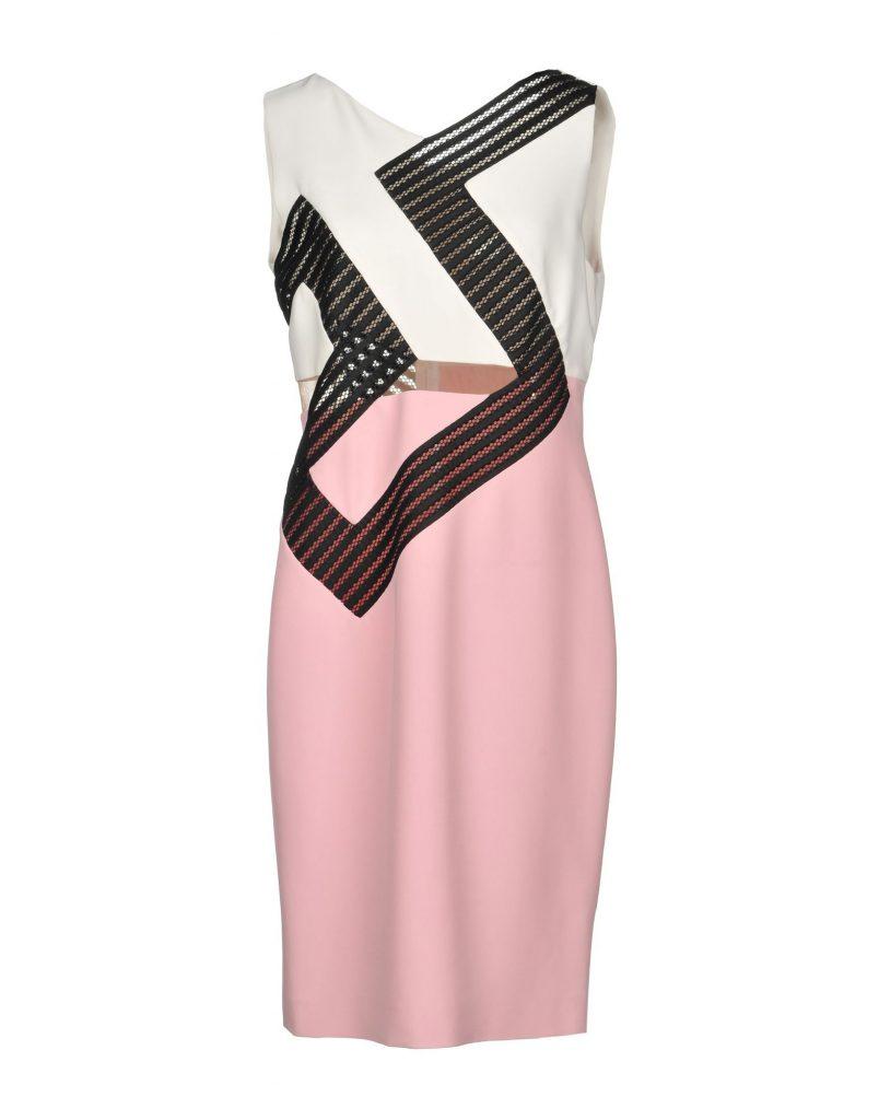 Designer Schön Abendkleider Yoox Design - Abendkleid