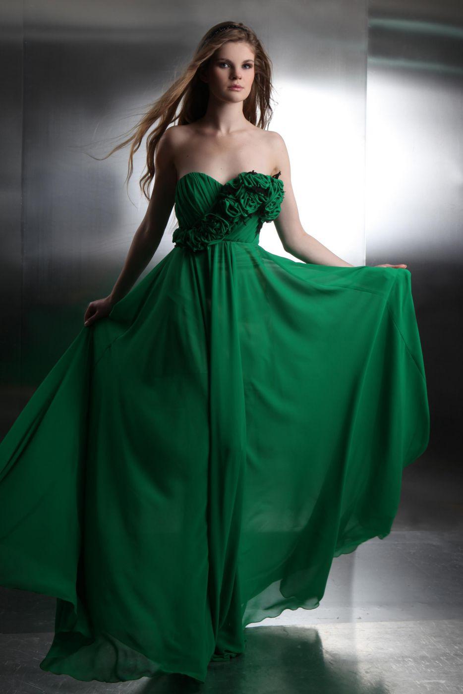 Einfach Grünes Abend Kleid DesignAbend Schön Grünes Abend Kleid Boutique