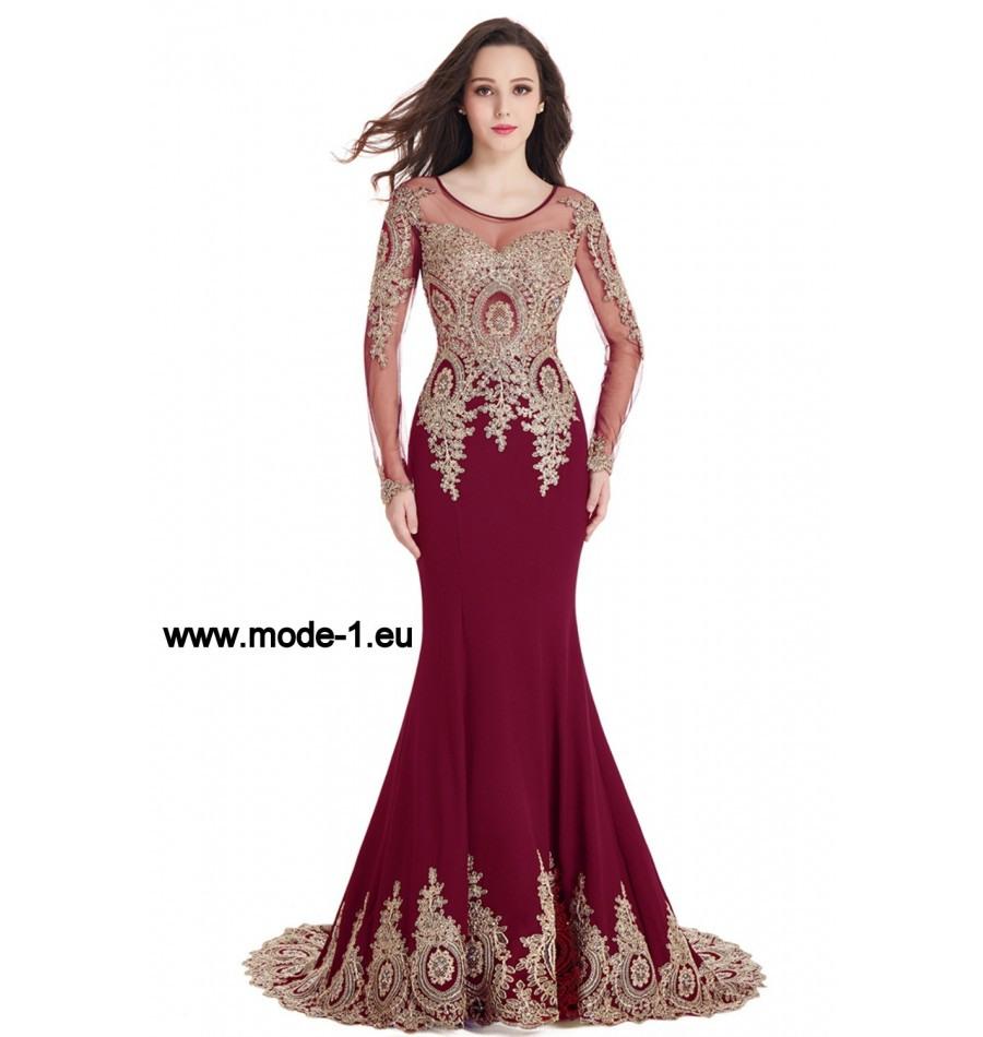 17 Schön Luxus Abend Kleid StylishDesigner Großartig Luxus Abend Kleid Ärmel