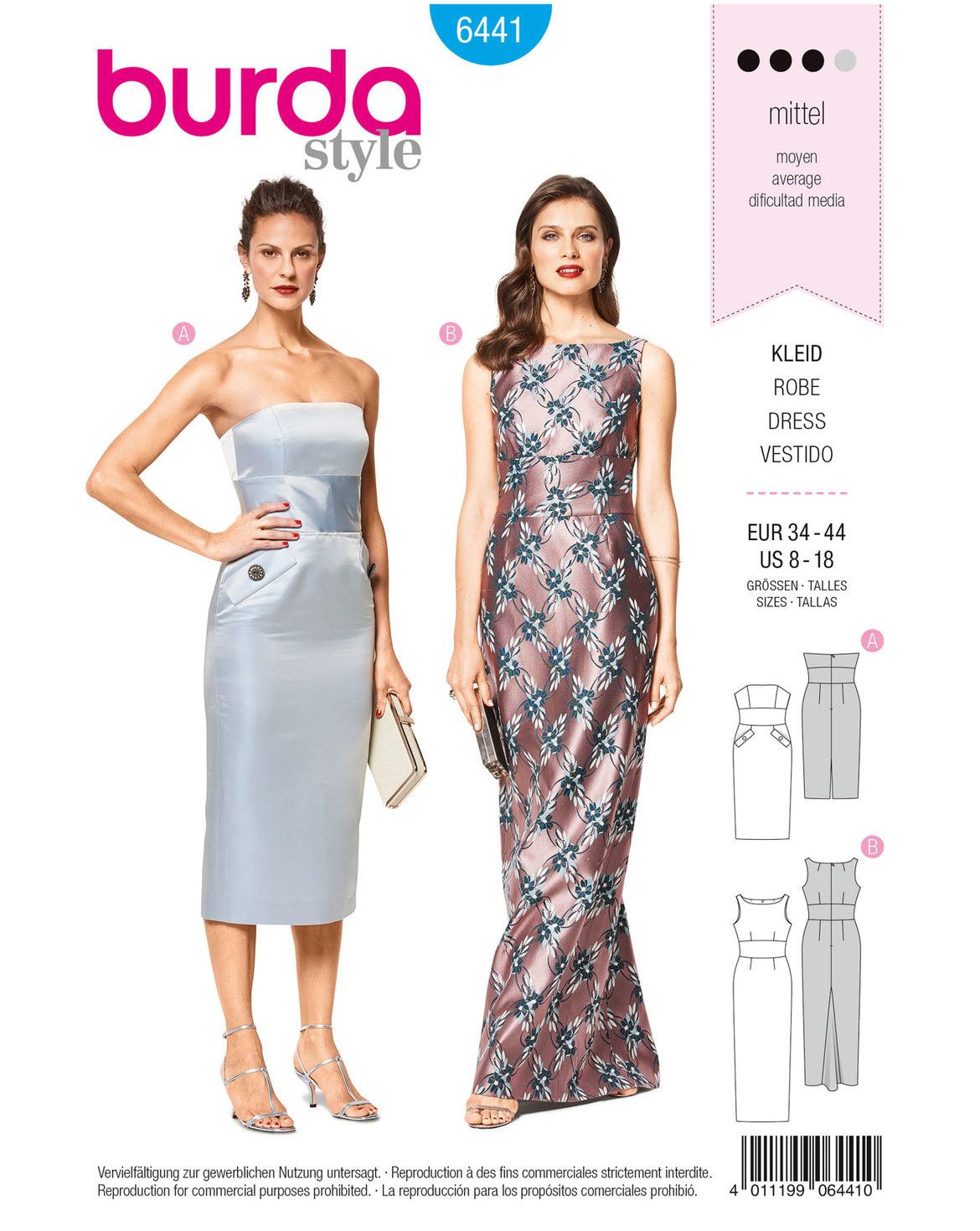 17 Elegant Abendkleid Nähen Schnittmuster StylishAbend Fantastisch Abendkleid Nähen Schnittmuster Boutique