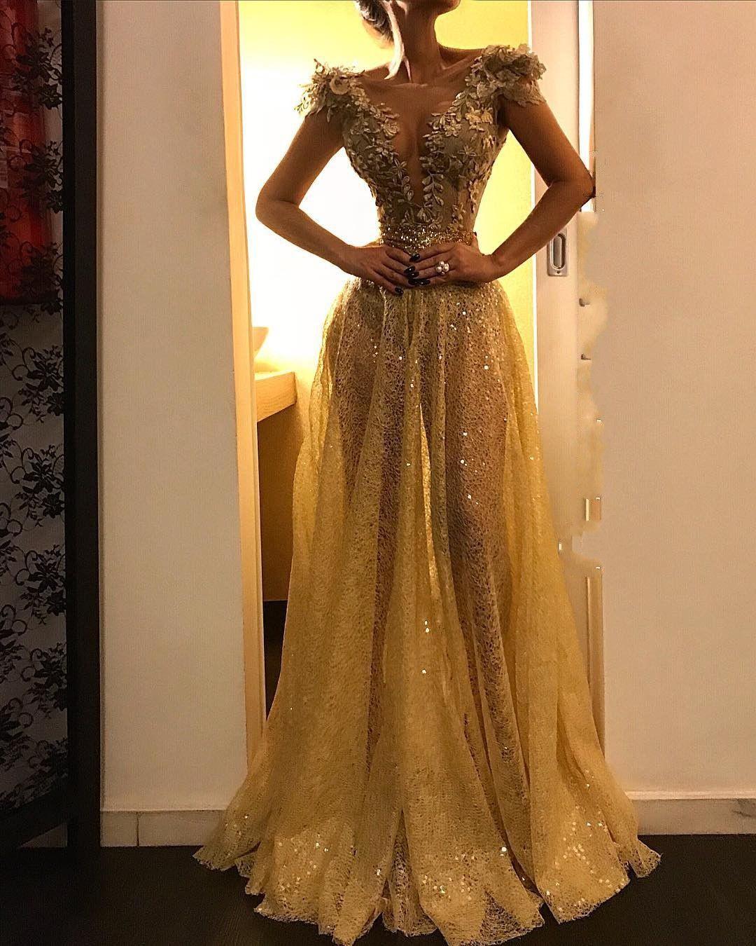 Designer Genial Goldenes Abendkleid SpezialgebietFormal Wunderbar Goldenes Abendkleid Stylish