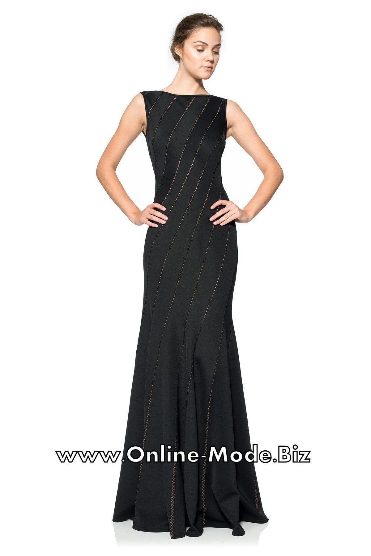Abend Genial Schwarzes Bodenlanges Kleid für 2019 Einzigartig Schwarzes Bodenlanges Kleid Stylish