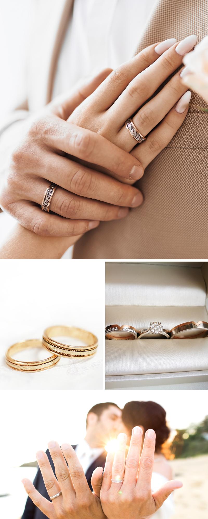 Eheringe Kaufen: Formen Und Wichtige Faqs - Hochzeitskiste