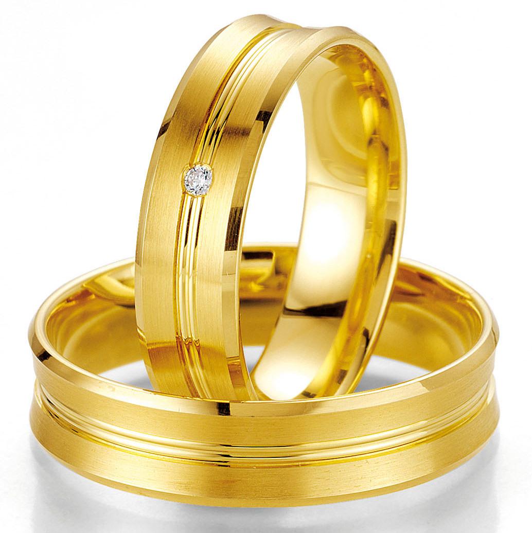 Eheringe Trauringe Günstig Online Kaufen 48/07021 333 Gold
