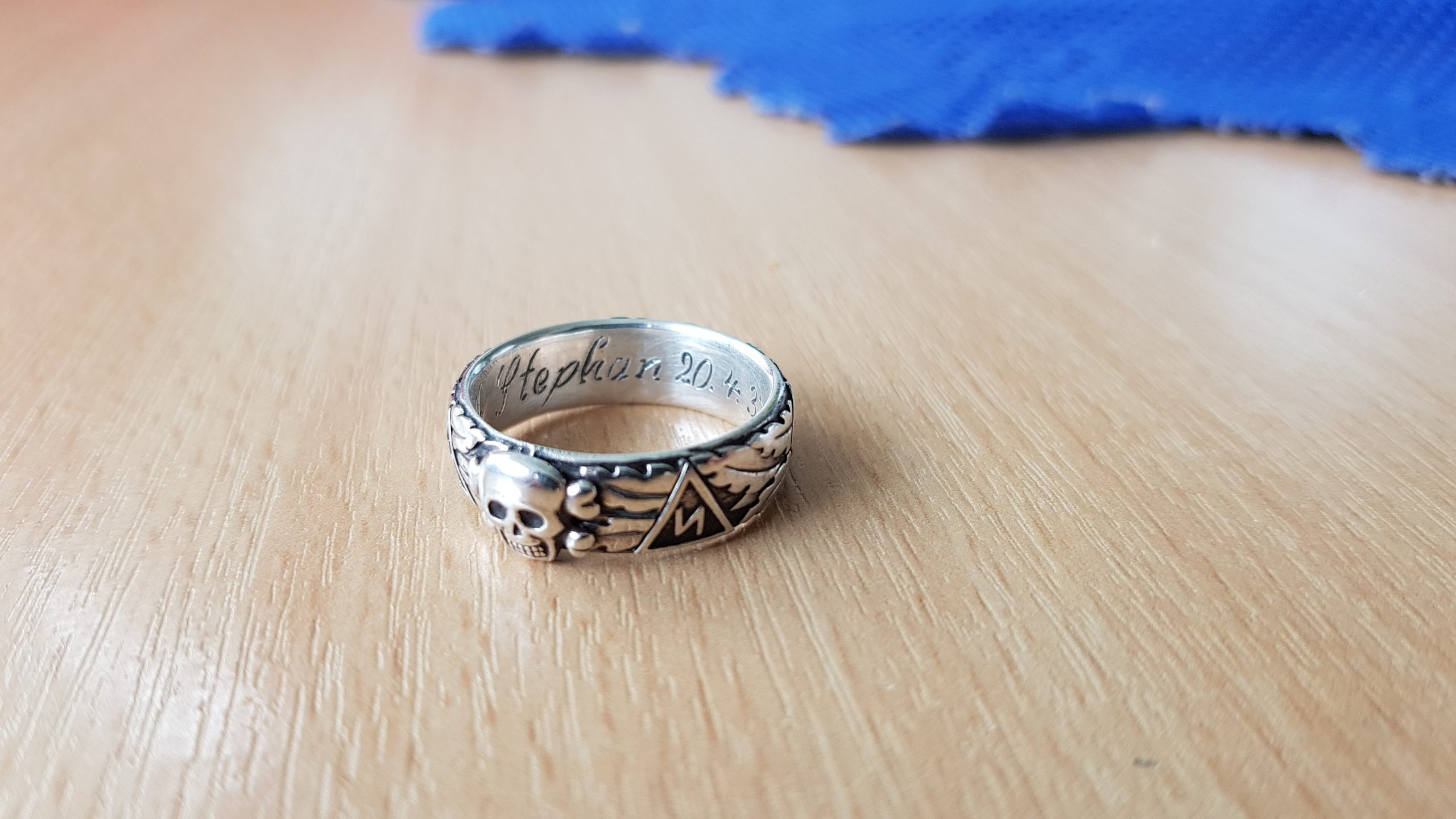 Ehrenring - Ss Honor Ring Repro