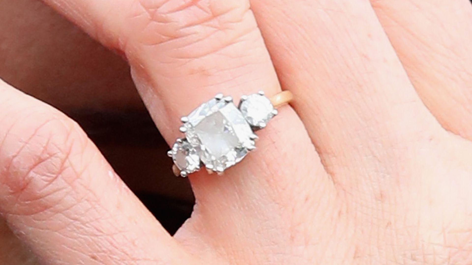 """Ein Stück Geschichte"""": Meghan Für Ring-Tuning Kritisiert"""