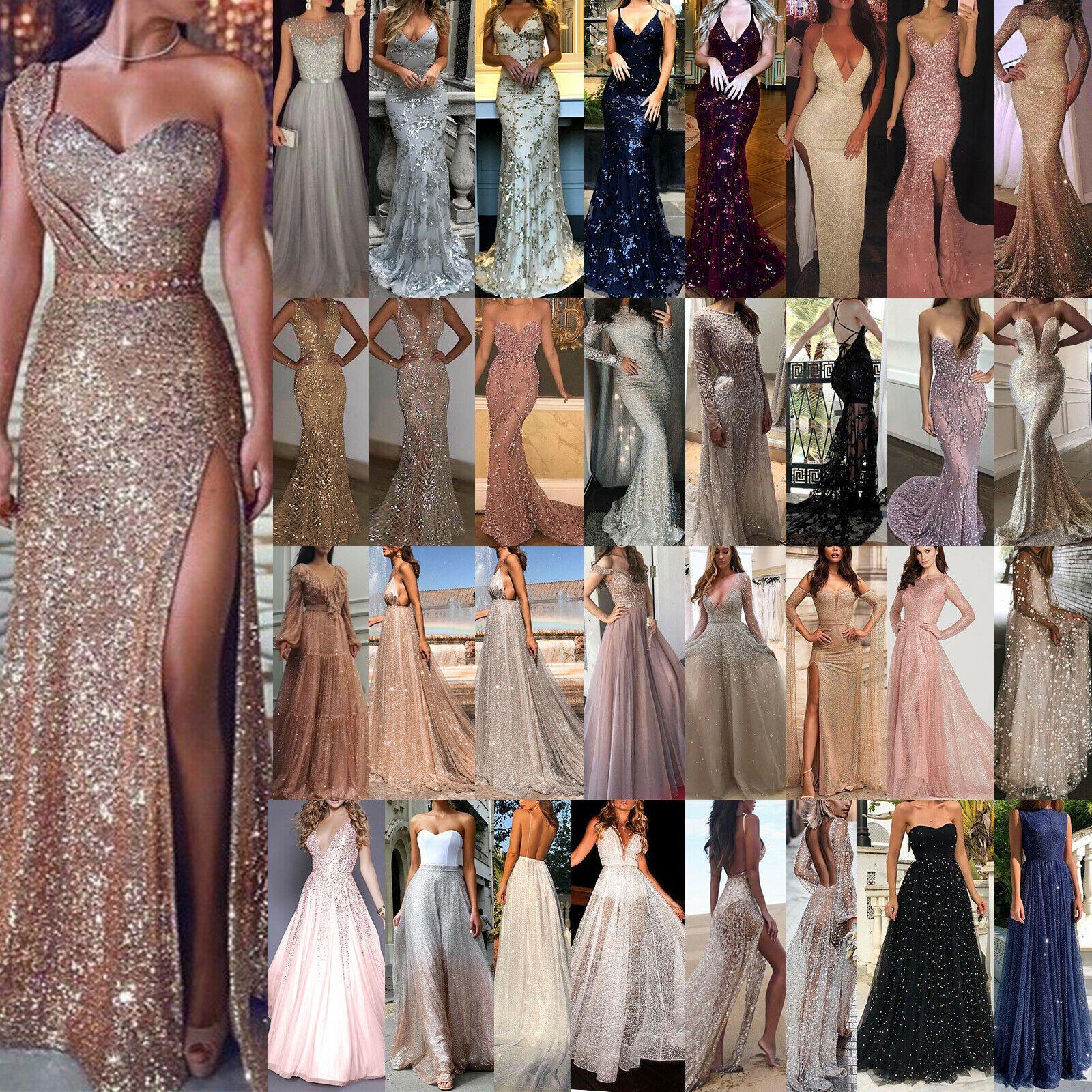 Formal Coolste Abendkleider Pailletten Damen Kleider Bester Preis20 Kreativ Abendkleider Pailletten Damen Kleider Vertrieb