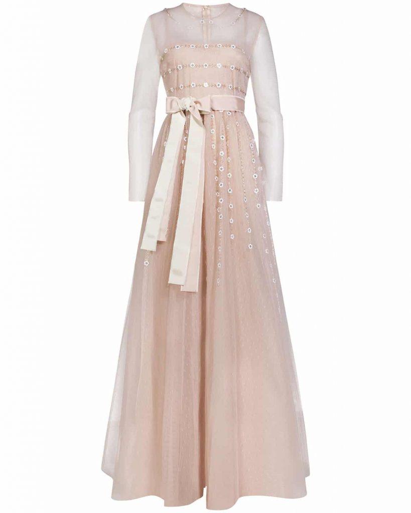 Elegant Valentino Abendkleid Spezialgebiet - Abendkleid
