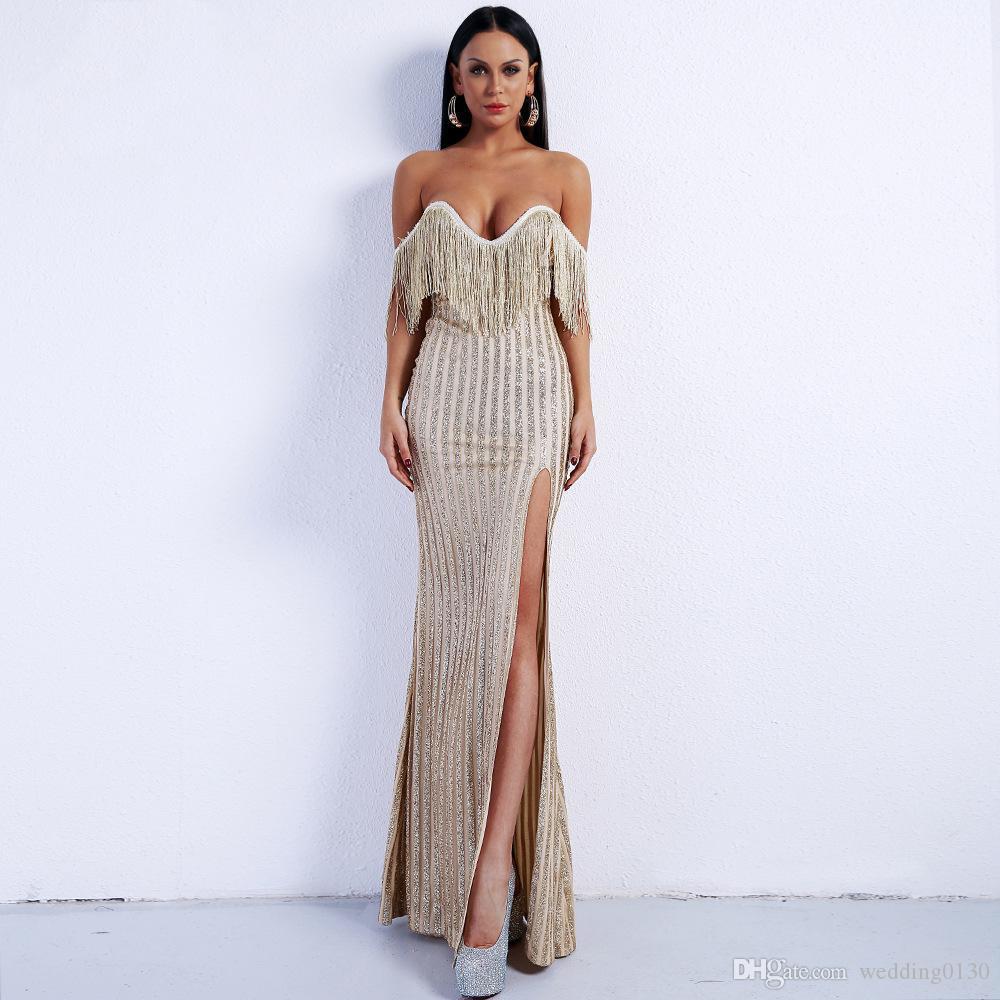 20 Einzigartig Abendkleid Mit Quasten Design10 Cool Abendkleid Mit Quasten Vertrieb