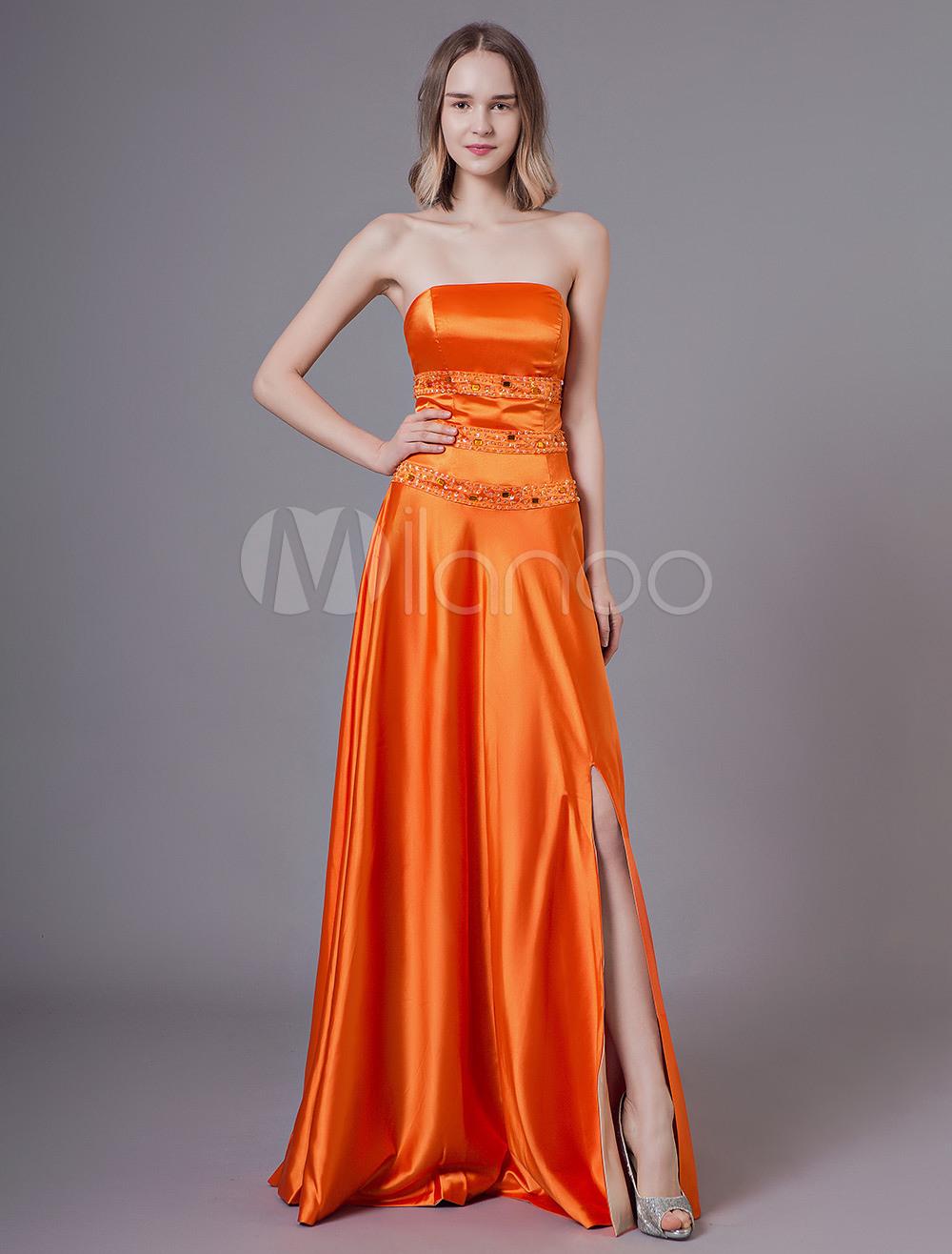 Formal Schön Abendkleid Orange Stylish13 Kreativ Abendkleid Orange Boutique