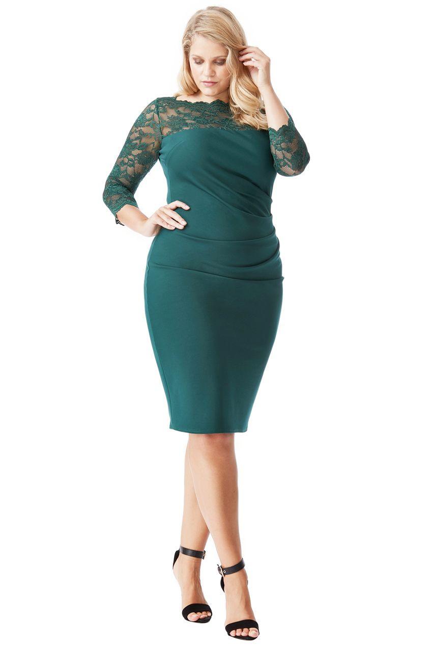 17 Erstaunlich Grüne Kleider In Großen Größen für 201915 Perfekt Grüne Kleider In Großen Größen Vertrieb
