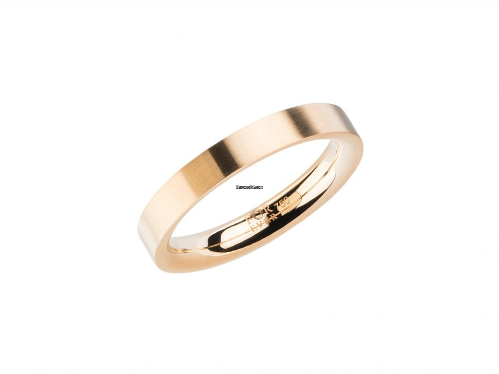 Fischer Trauring Ehering Verlobungsring Freundschaftsring 18Kt Apricotgold  Gr.64 Handarbeit Uvp 1.517,- €