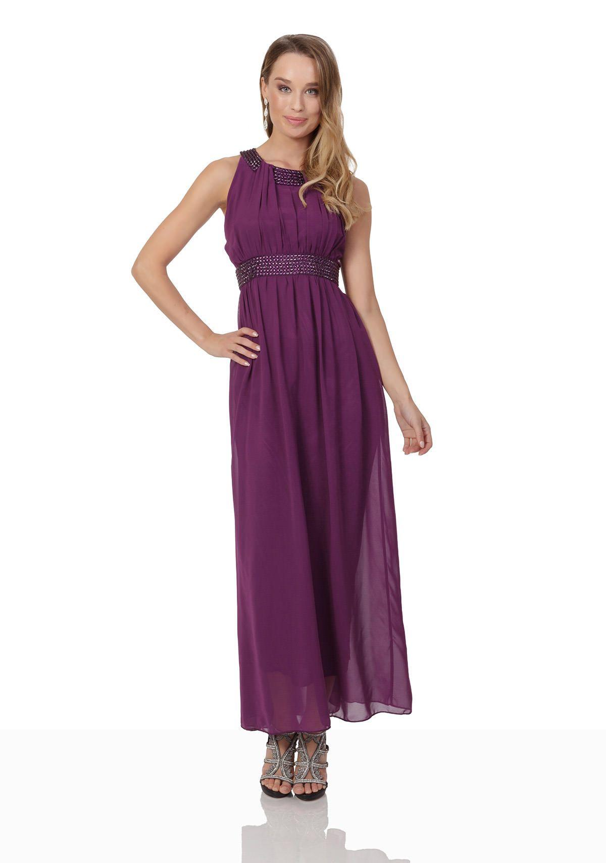 Formal Ausgezeichnet Abendkleid In Lila DesignFormal Schön Abendkleid In Lila Vertrieb