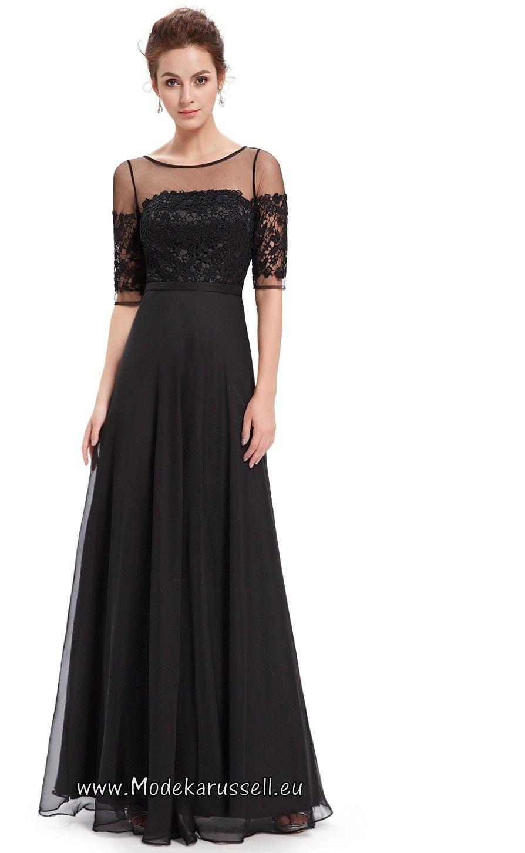 17 Erstaunlich Abendkleid Xl Schwarz Vertrieb20 Elegant Abendkleid Xl Schwarz Ärmel