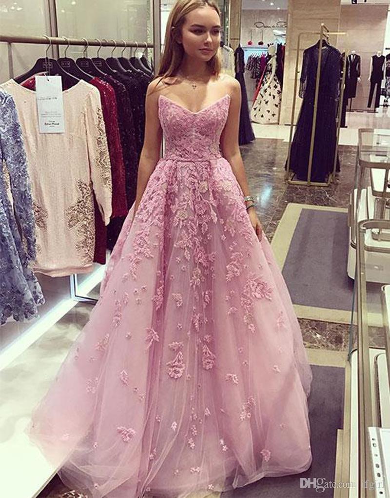 Einzigartig Abendkleider Rosa Vertrieb13 Elegant Abendkleider Rosa Bester Preis