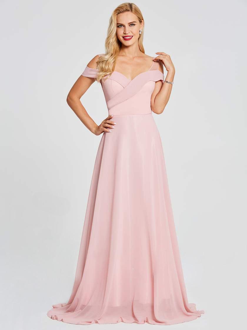 Abend Großartig A Linie Abendkleid Lang Ärmel20 Einfach A Linie Abendkleid Lang für 2019
