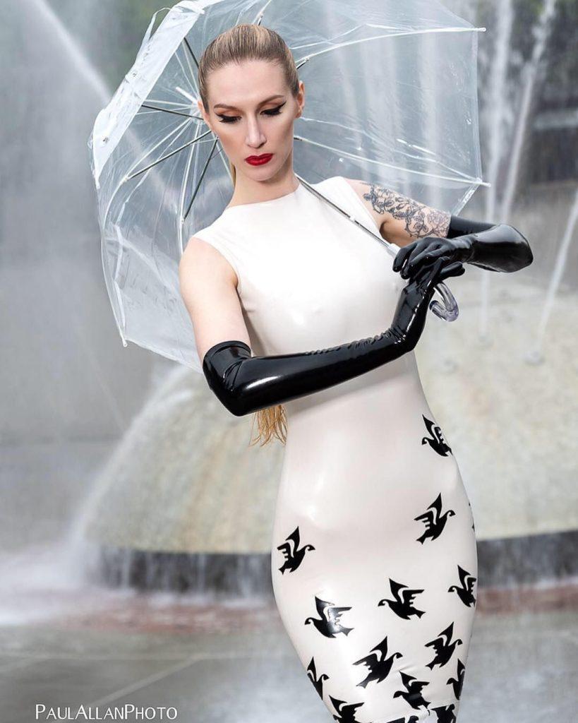 Formal Elegant Lange Handschuhe Zum Abendkleid Ärmel ...
