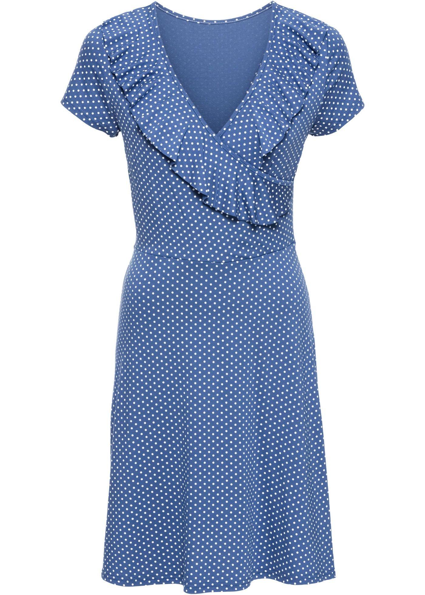 20 Schön Kleid Mit Punkten für 201917 Genial Kleid Mit Punkten Ärmel