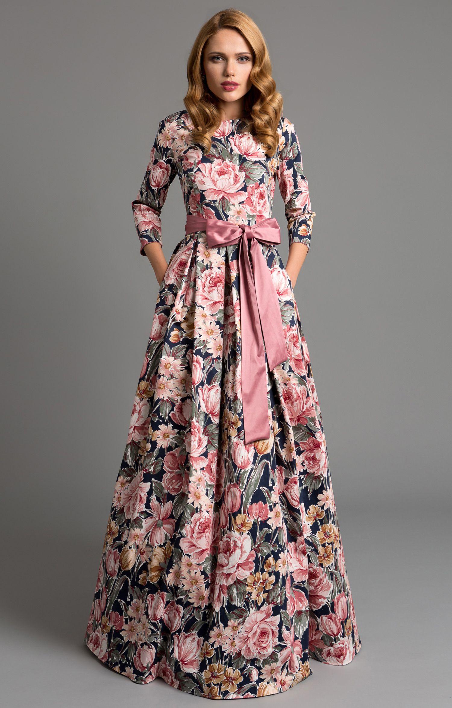 Abend Fantastisch Abendkleid Blumen Stylish20 Leicht Abendkleid Blumen Ärmel