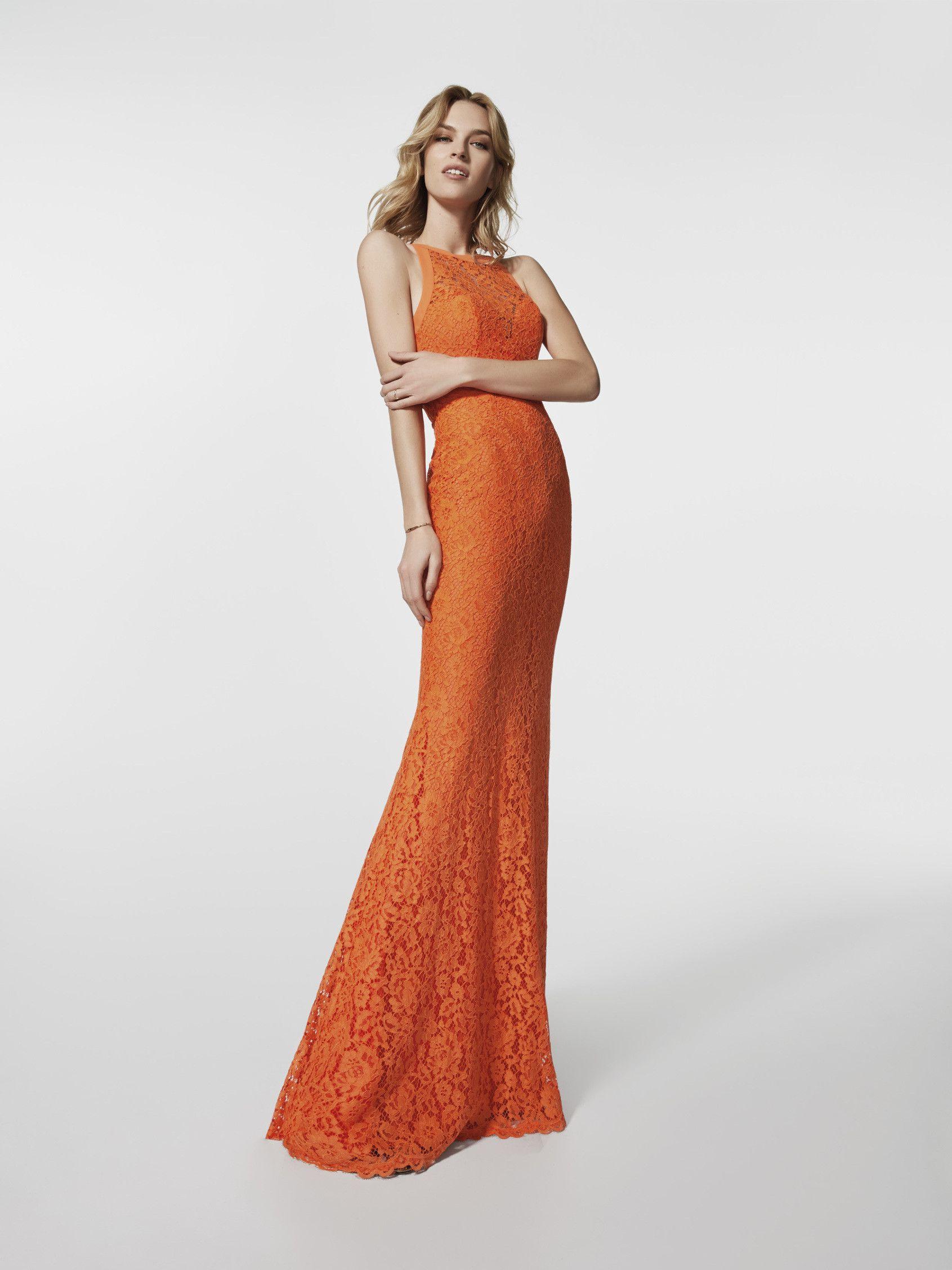 20 Fantastisch Abendkleid Orange Galerie20 Schön Abendkleid Orange Bester Preis
