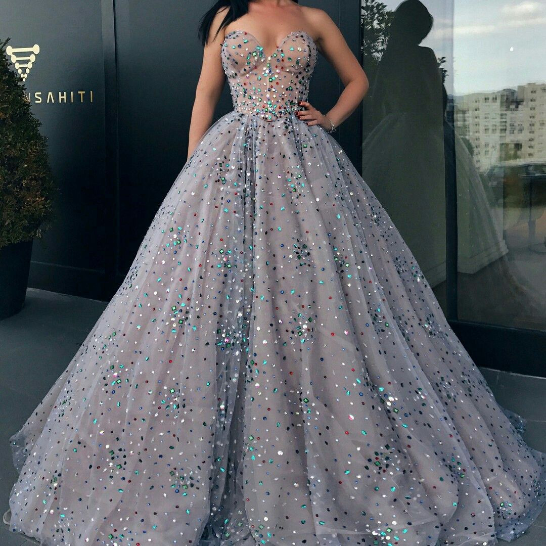 17 Spektakulär Abendkleider Ballkleider Lang für 201917 Cool Abendkleider Ballkleider Lang Boutique