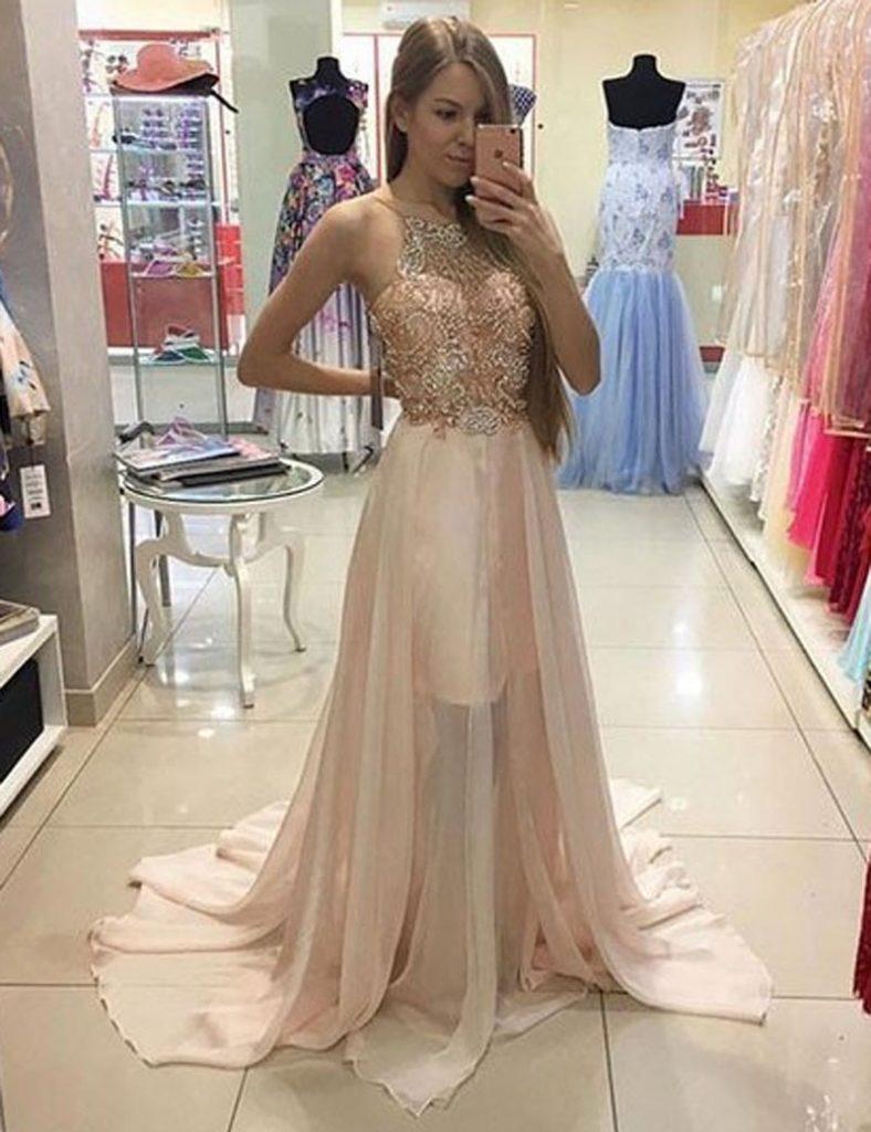 Formal Luxus Abendkleider Jugendlich Boutique - Abendkleid