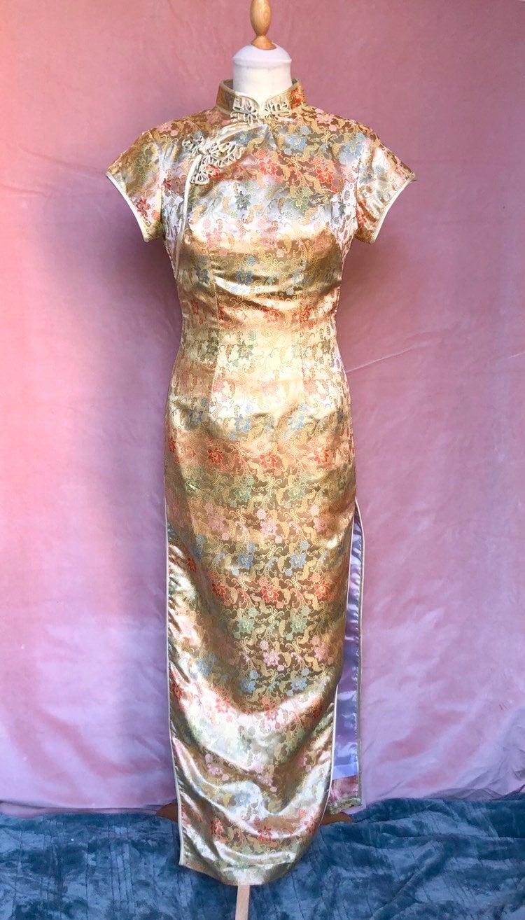 13 Schön Qipao Abendkleid VertriebFormal Schön Qipao Abendkleid Ärmel