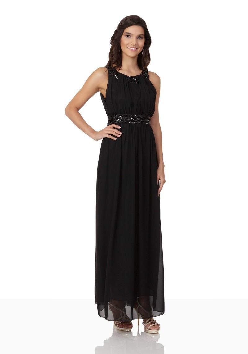 13 Luxurius Schwarzes Abend Kleid ÄrmelAbend Wunderbar Schwarzes Abend Kleid für 2019