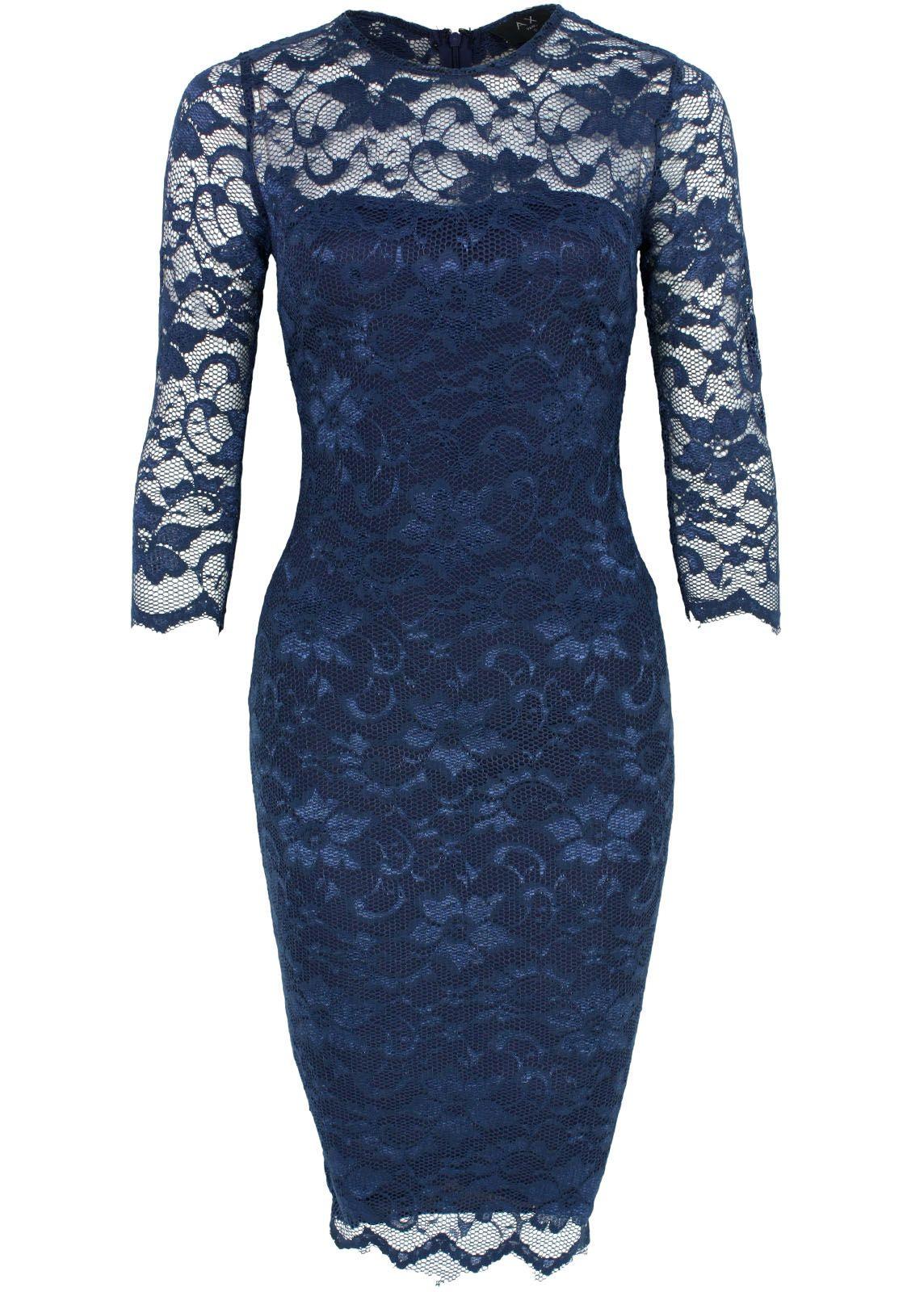 Designer Erstaunlich Spitzenkleid Blau Vertrieb20 Einzigartig Spitzenkleid Blau Design