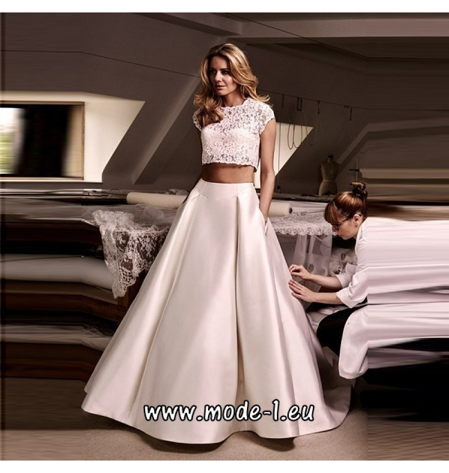 Formal Schön Zweiteiliges Abendkleid Boutique - Abendkleid