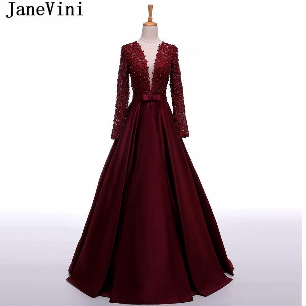 Luxus Abend Dress Robe Vertrieb Elegant Abend Dress Robe Ärmel