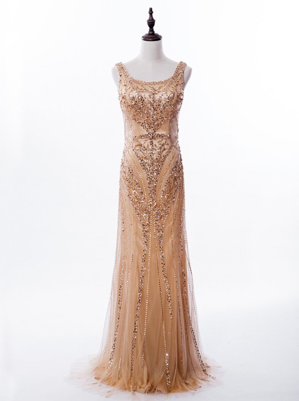 20 Genial Abendkleid Pailletten ÄrmelFormal Großartig Abendkleid Pailletten Vertrieb