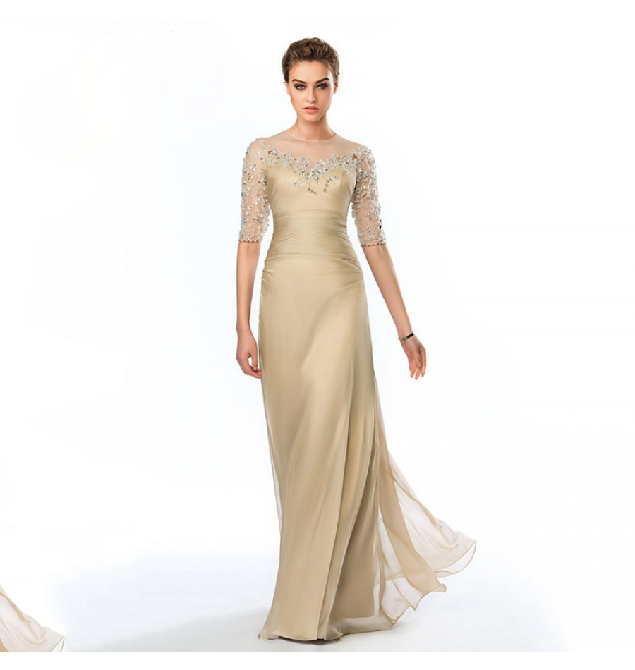 Abend Schön Bodenlanges Abendkleid GalerieDesigner Leicht Bodenlanges Abendkleid Boutique