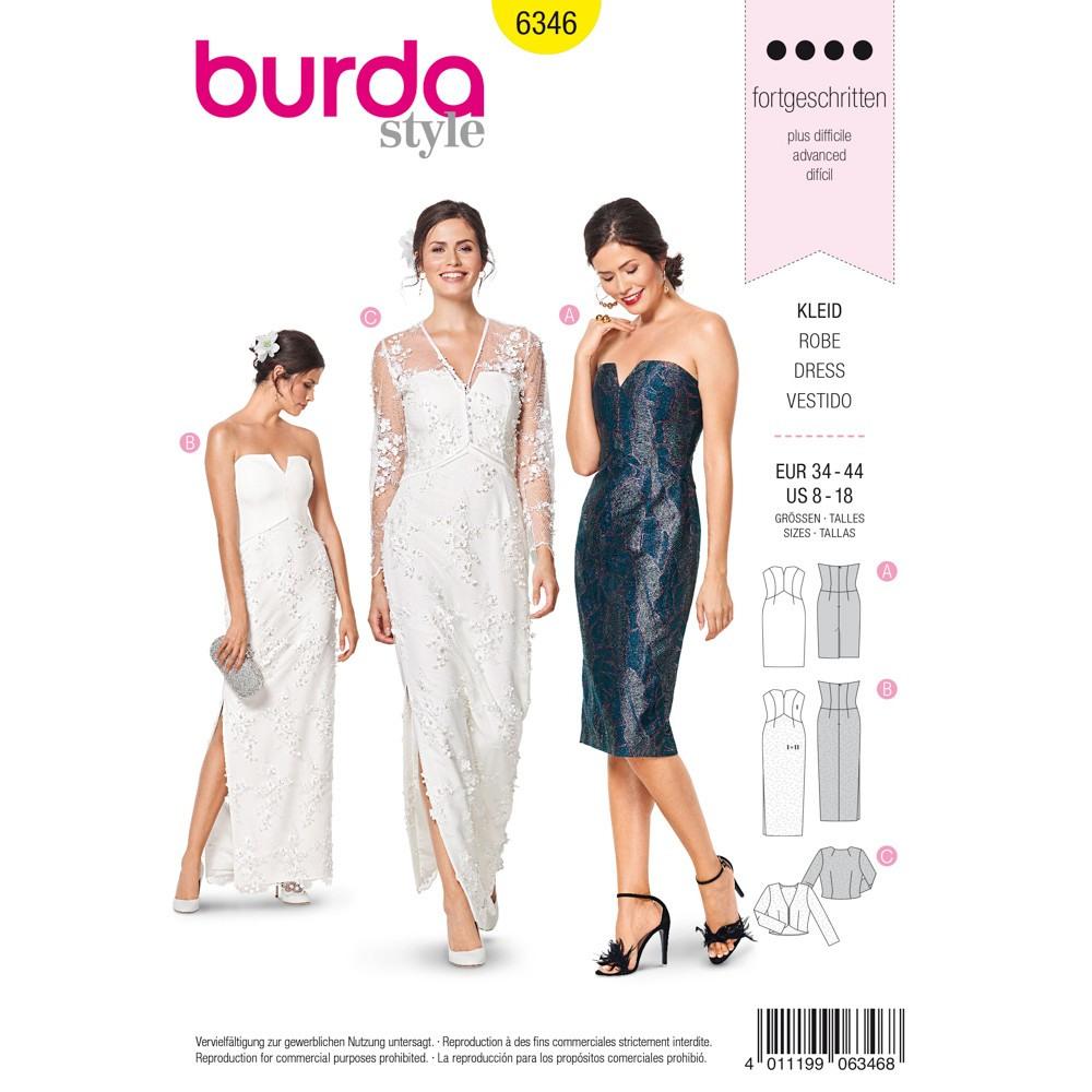 Designer Wunderbar Burda Abendkleid Vertrieb13 Großartig Burda Abendkleid Galerie
