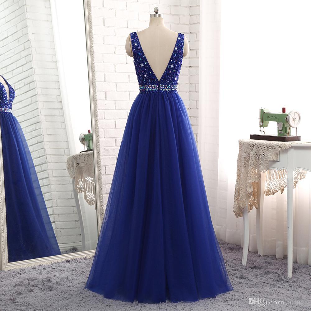 20 Perfekt Kleid Blau Lang Spezialgebiet17 Luxurius Kleid Blau Lang Bester Preis